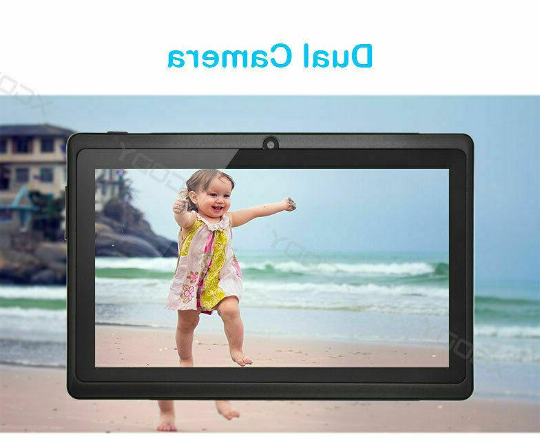 XGODY 8GB 8.1 Tablet PC Case Kids Dual WIFI