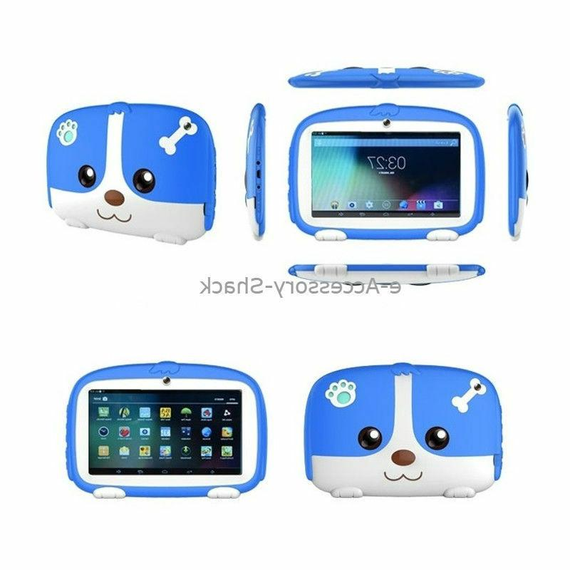 7 Kids Android 6.0 RAM Dual Tab Puppy 1G 8G