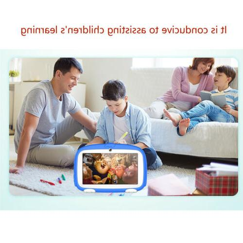 7Inch Tablets PC Educational Computer HD for Children
