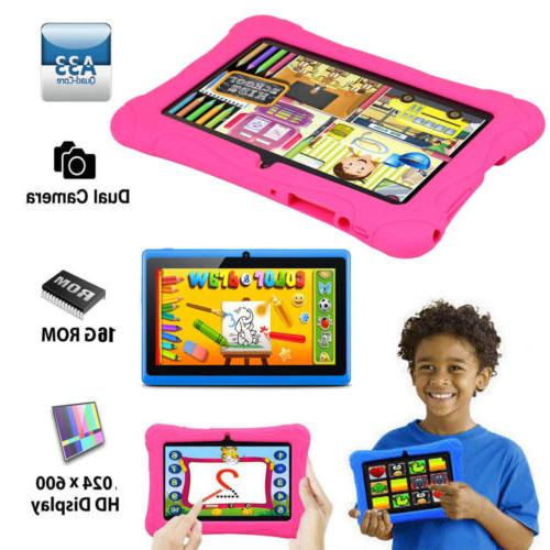"""7"""" Kids Android Education Game for Boys"""