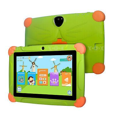 7 inch kids tablet pc android quad