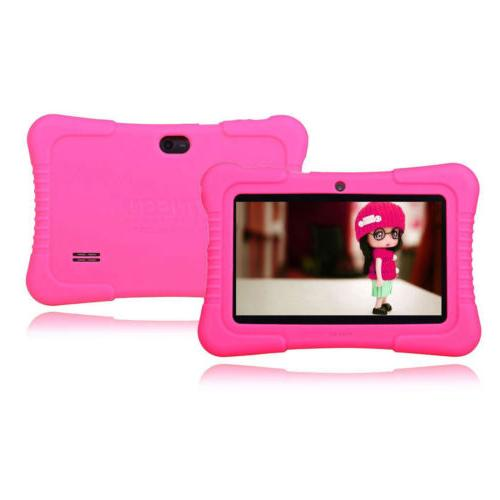 2019 7'' Quad Core Tablet Dual WiFi Android 16GB