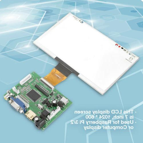 7 for AV Driver Board+Touch