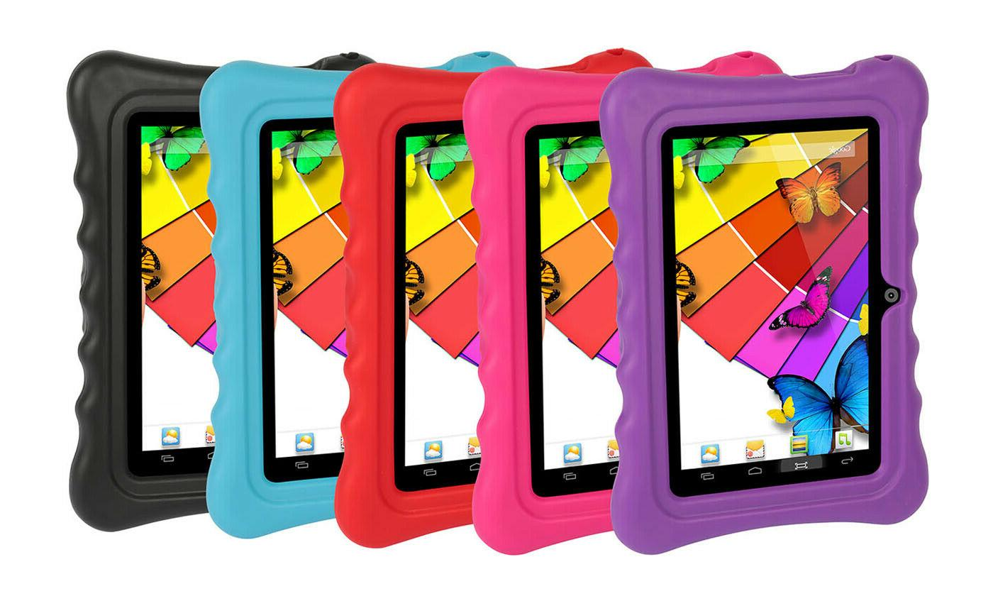 """7"""" inch Android 8.1 Tablet PC For Kid Children Dual Cameras"""