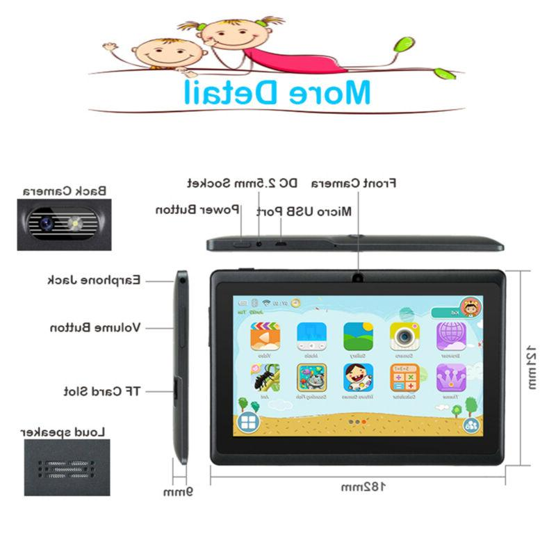 7'' HD Tablet PC Android Camera WiFi