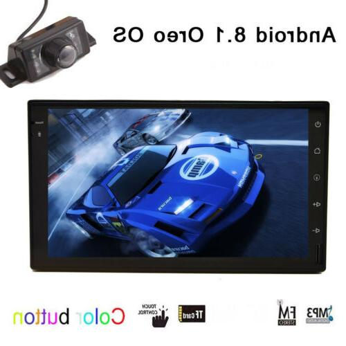 7 Inch Touch Screen Android RAM Car Radio Stereo