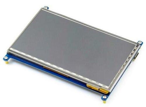 LANDZO Inch Screen for 3 Model B and Pi 2