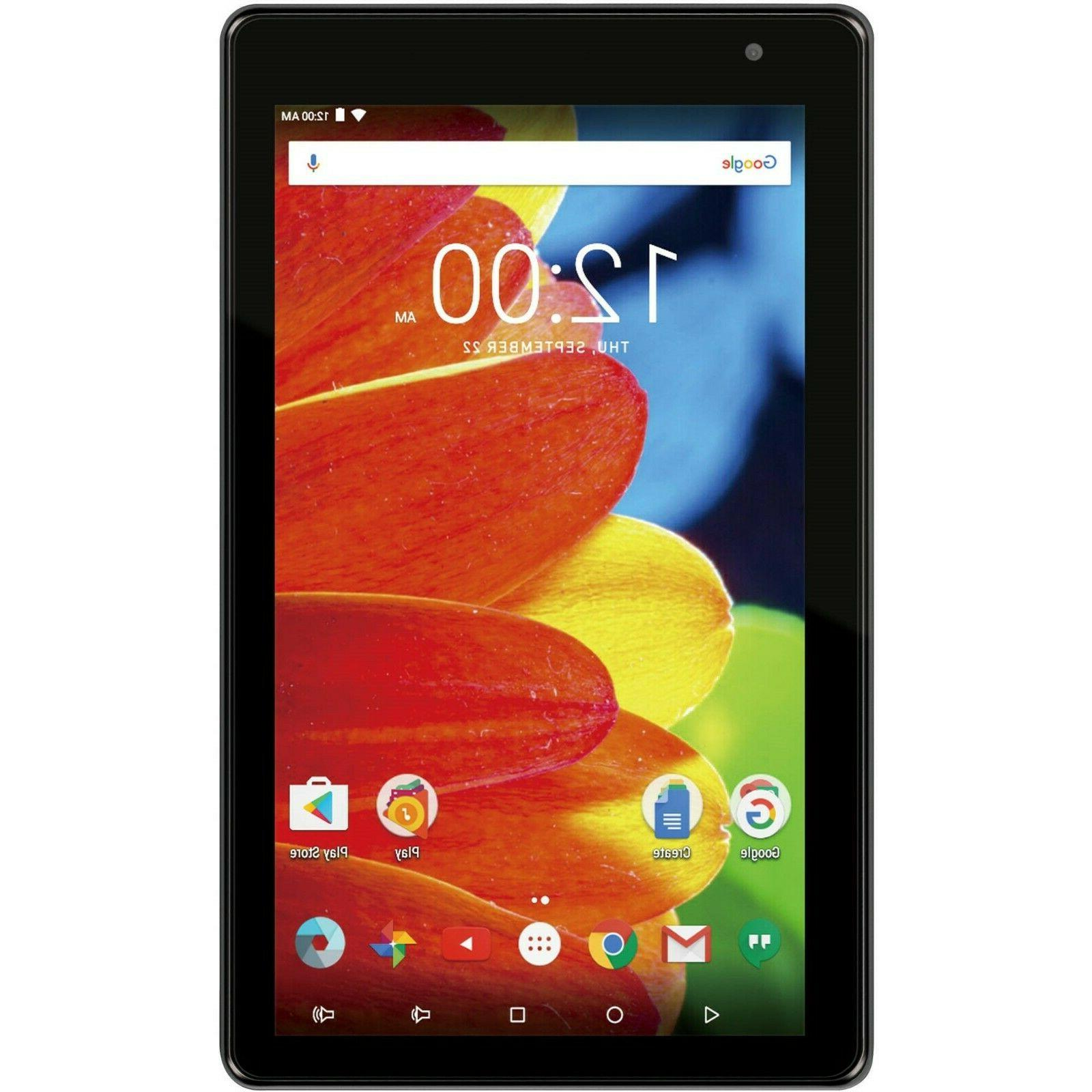 7 Inch Tablet PC OS Bluetooth Wi Jack