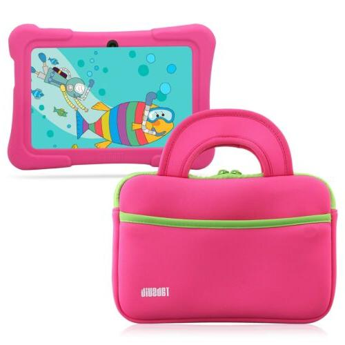 7'' inch Tablet Bag for iRulu Dragon Kids Tablet