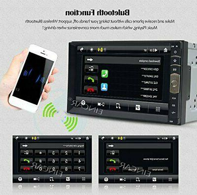 EINCAR Touch Double Stereo MP5 in GPS