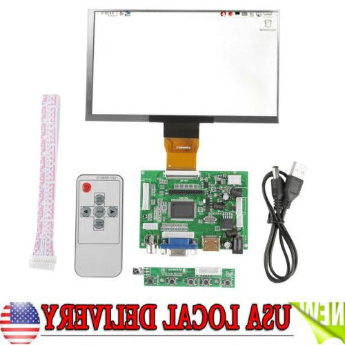 7inch 1024 600 lcd tft display hdmi