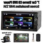 7inch 2din car cd dvd player in