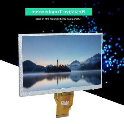 7inch 800x480 hdmi raspberry pi capacitive touch