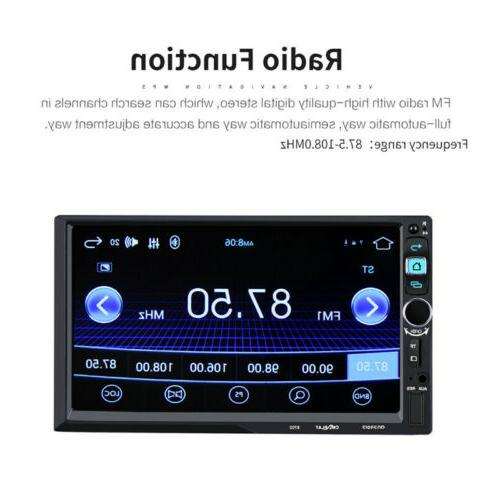7inch Android Double 2Din GPS Wifi Link
