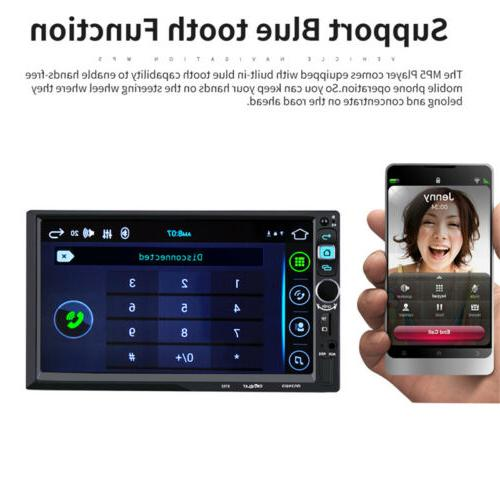 7inch Double 2Din Stereo Link 3G/4G