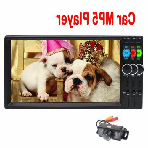 7Inch Digital Radio Double Stereo +