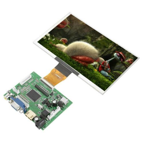 7inch LCD for Pi 1024×600