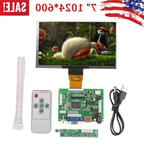 7inch display hdmi lcd for raspberry pi