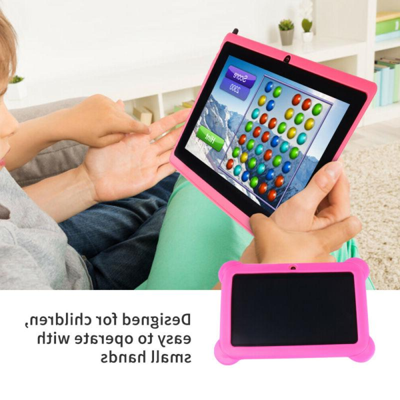 7inch Gaming Tablet PC Quad Dual Wifi Gifts Study
