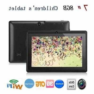 7inch Dual Children'S PC 8G For Android