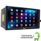 "Android 6.0 Stereo 2 DIN 7"" Touchscreen Car Player Radio BT"