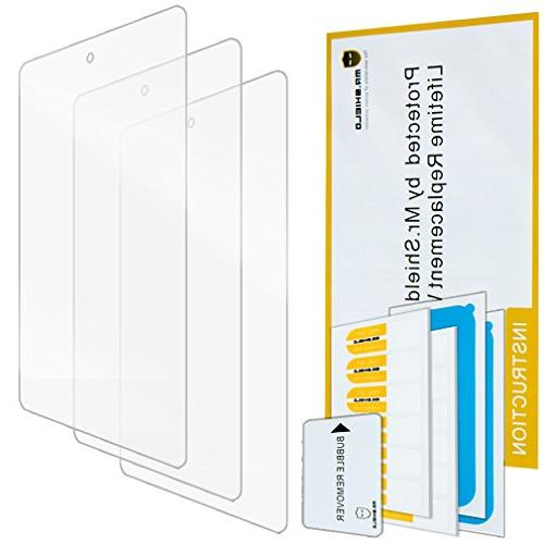 2 Pack Anti Glare Matte Screen Protector for Kindle Fire Kids 2015 7 inch
