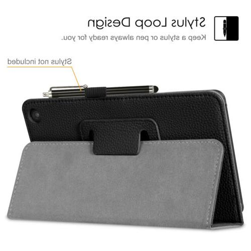 "For Amazon Kindle 7 7th Gen 7"" Inch Case Leather Smart Cover"