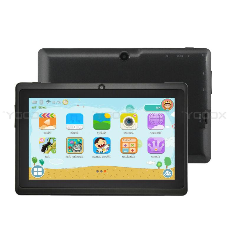 XGODY Android 4.4 INCH HD Tablet PC Quad-core Camera Bundle