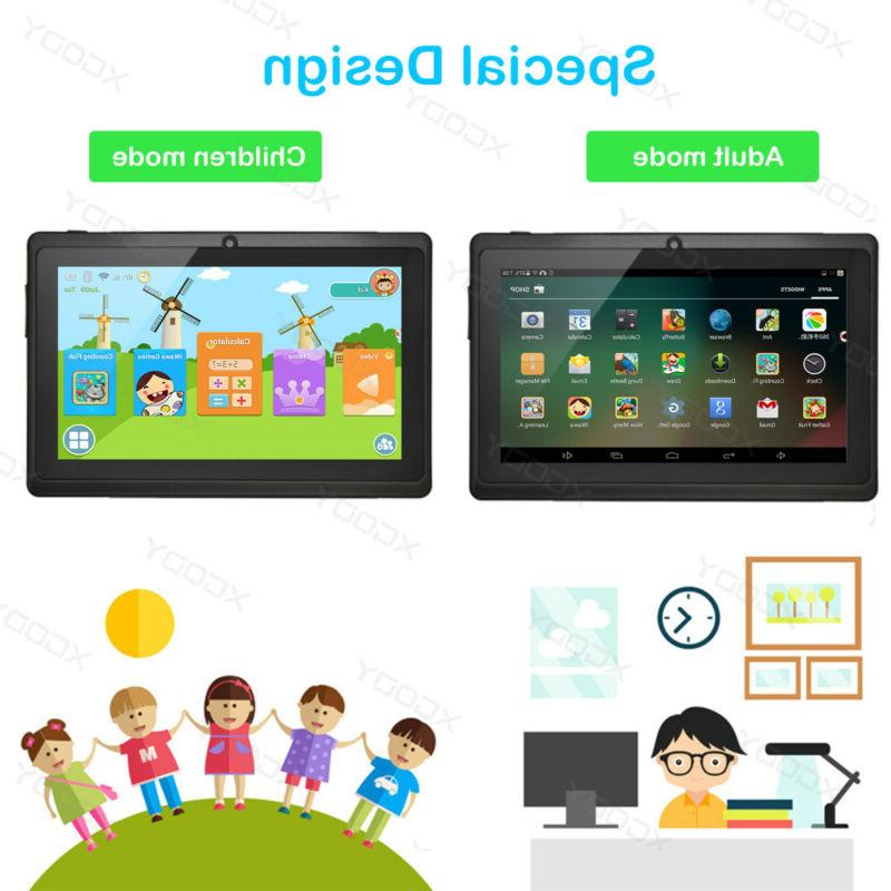 XGODY Android 4 4 7 INCH HD 8GB Kids