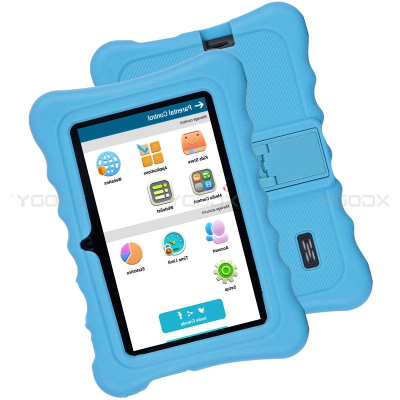 XGODY Android 4.4 7 INCH HD Tablet PC Quad-core Dual Camera Case