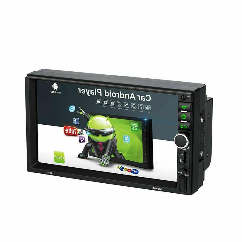 Android GPS Navigation Double Din WIFI Inch