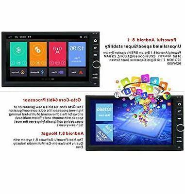 Android 8.1 Car 7Inch Screen