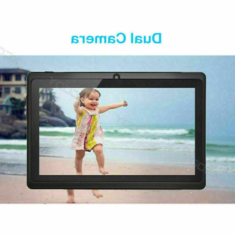 XGODY Android Tablet WIFI T702 Dual Cam