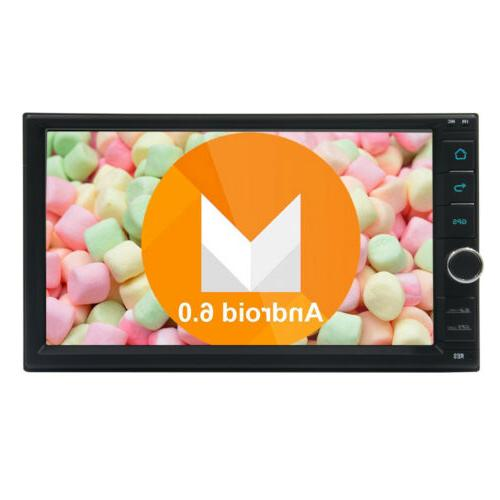 Android Car Navigation Radio MP5 Double Din In