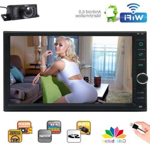 android hd 7inch 2din car stereo radio