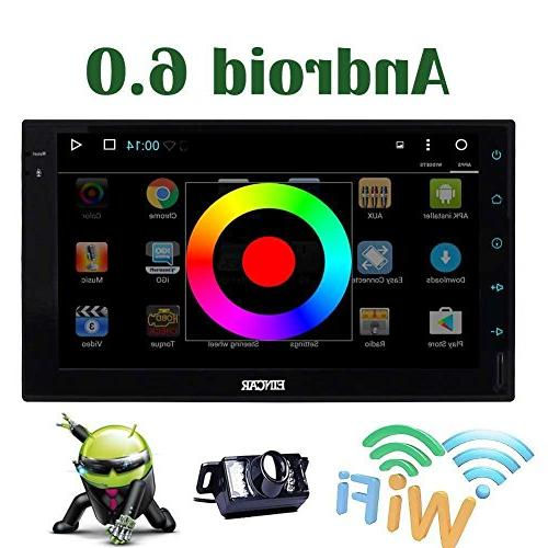 android touch car stereo double