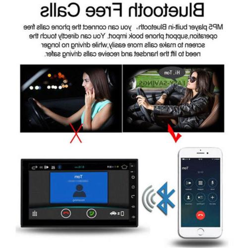 Android8.1 Car Navigation Radio Player Double Touch