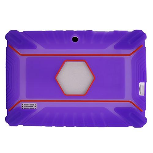 Transwon Case Compatible with Kids Tablet 6.0, Ainol 7, Dragon Tagital 7 Kids Tablet K2 -
