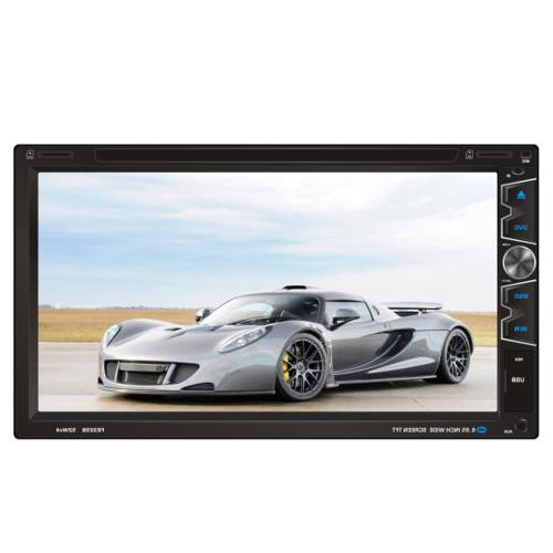 7inch Car DVD Player Universal USA