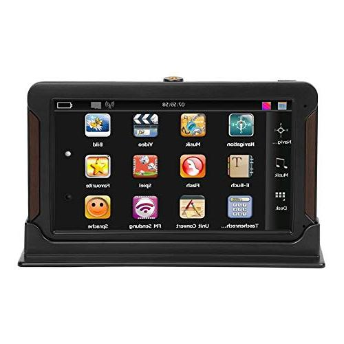 capacitive touch q8 center console