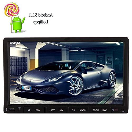 car stereo android 5 1