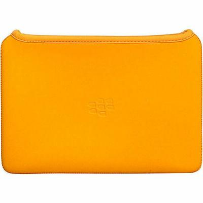 BlackBerry Carrying Case  for Tablet PC - Orange - Neoprene