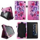 Case For Amazon Fire 7 inch 2015 Tablet Cover Card Pocket St