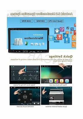 Stereo 7 inch Capacitive Screen 6.0...