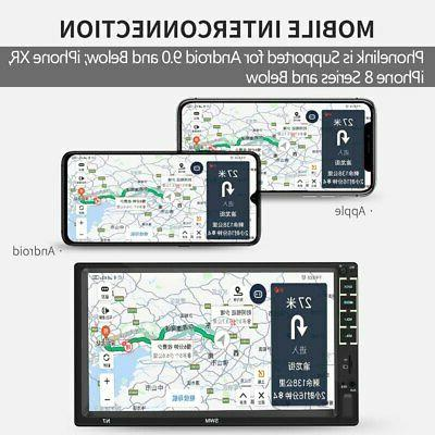 Stereo 7 Touch Screen Backup