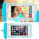 Fashion Mobile Phone Sealed Case Swimming Waterproof Bag For