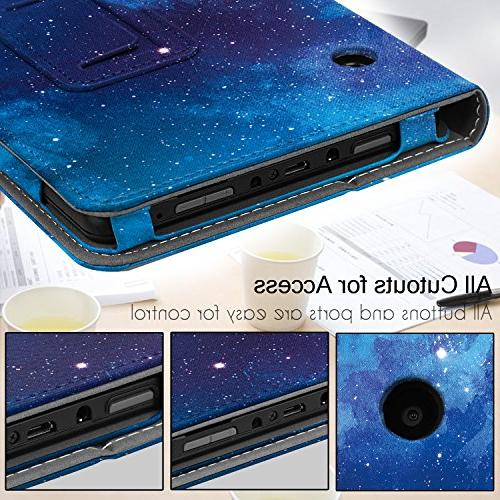 """Famavala Folio Case for 7"""" / RCA Voyager Voyager Pro Android Tablet"""