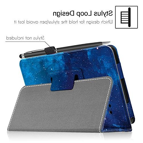 Famavala Folio Case for RCA Voyager III/RCA Voyager Pro Android