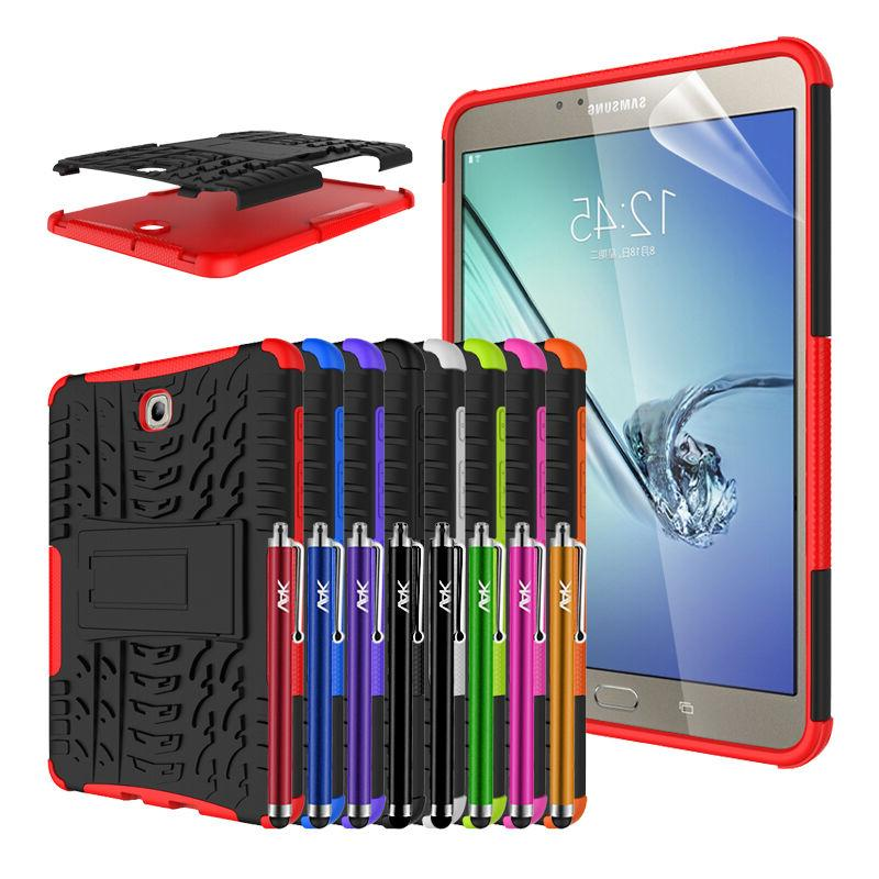 Heavy Tough Stand For Various Samsung Tablets