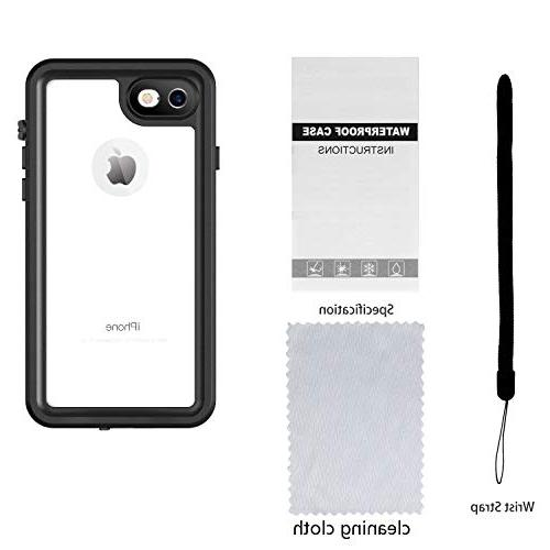 iPhone 7/8 Gnais Snowproof IP68 Protector Rugged for 4.7